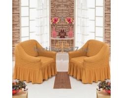 Чехлы на мягкую мебель Кресло