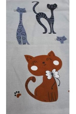 """Кухонное полотенце """"Кошки"""""""