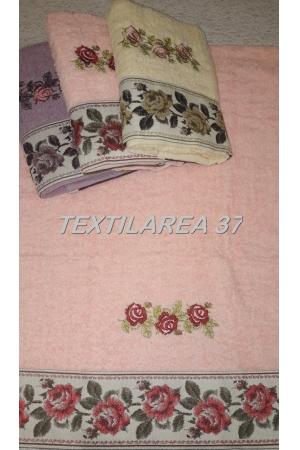 """Полотенце махровое """"Розы"""" 70*140"""