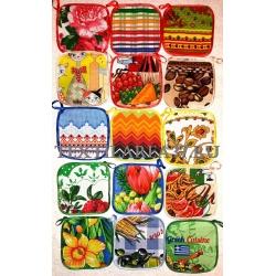 Кухонные прихватки «Квадратные»