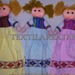 Кукла-полотенце большая (махровая)