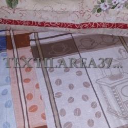 Кухонное льняное полотенце (лен жаккард)