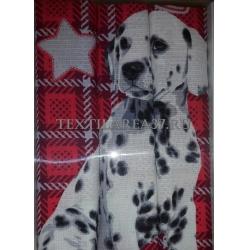 Набор вафельных полотенец подарочный «Год Собаки N20»