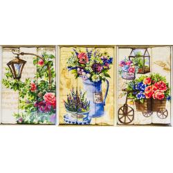 Набор вафельных полотенец подарочный «Встреча-ассорти»