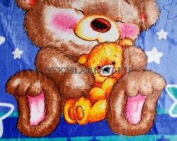 Плед детский микрофайбер вид 15