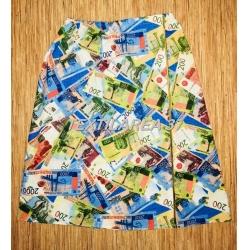 Полотенце на липучке вафельное