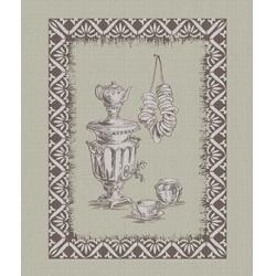 Полотенце рогожка кухонное