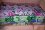 """Полотенце махровое """"Ручное цветы"""""""
