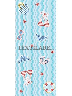 Вафельные полотенца банные